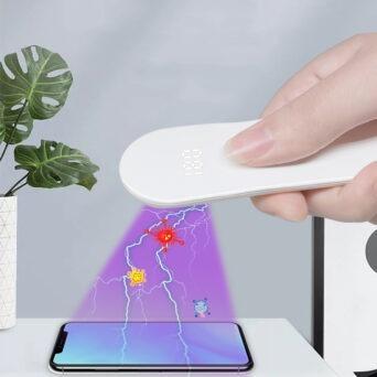 LED UV Taschenlampe