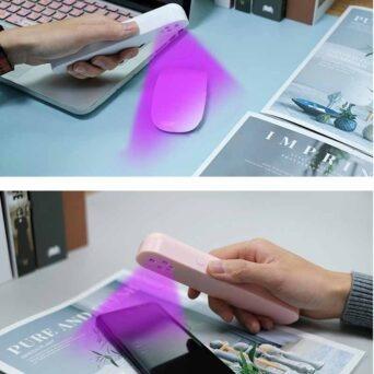 LED UV Lampe Sterilizer