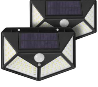 LED Solar Lampe